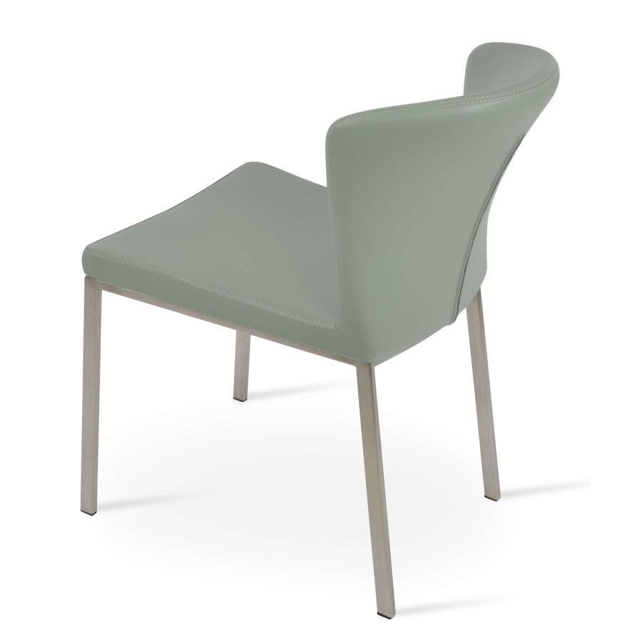 capri dining chrome seat ppm s mint 502 14 30jpg