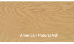 SOLID ASH WOOD NATURAL FINISH