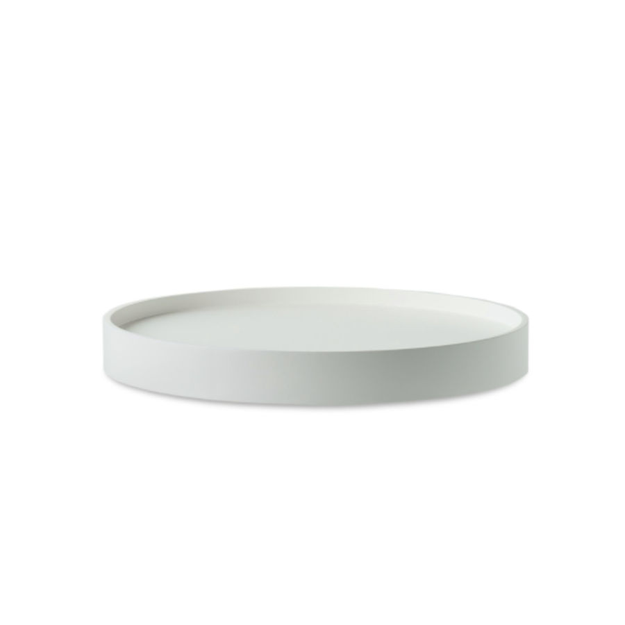 Picture of Z-Celine Tray White Lacquer