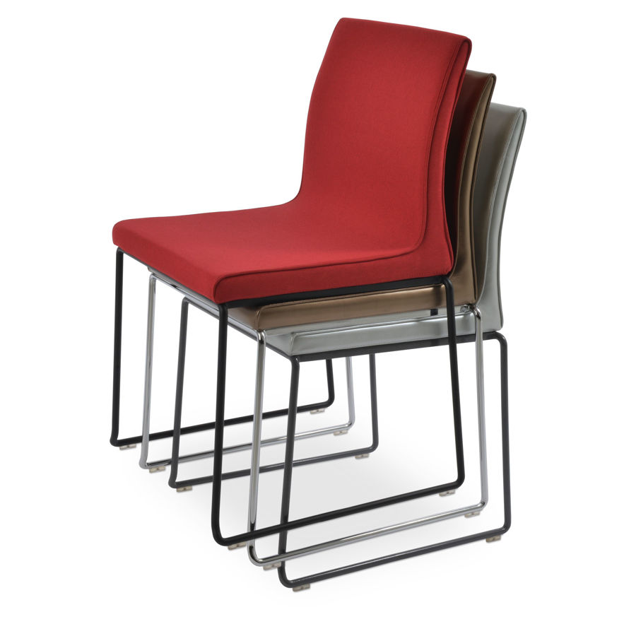 Picture of Polo Wire Stackable Chair