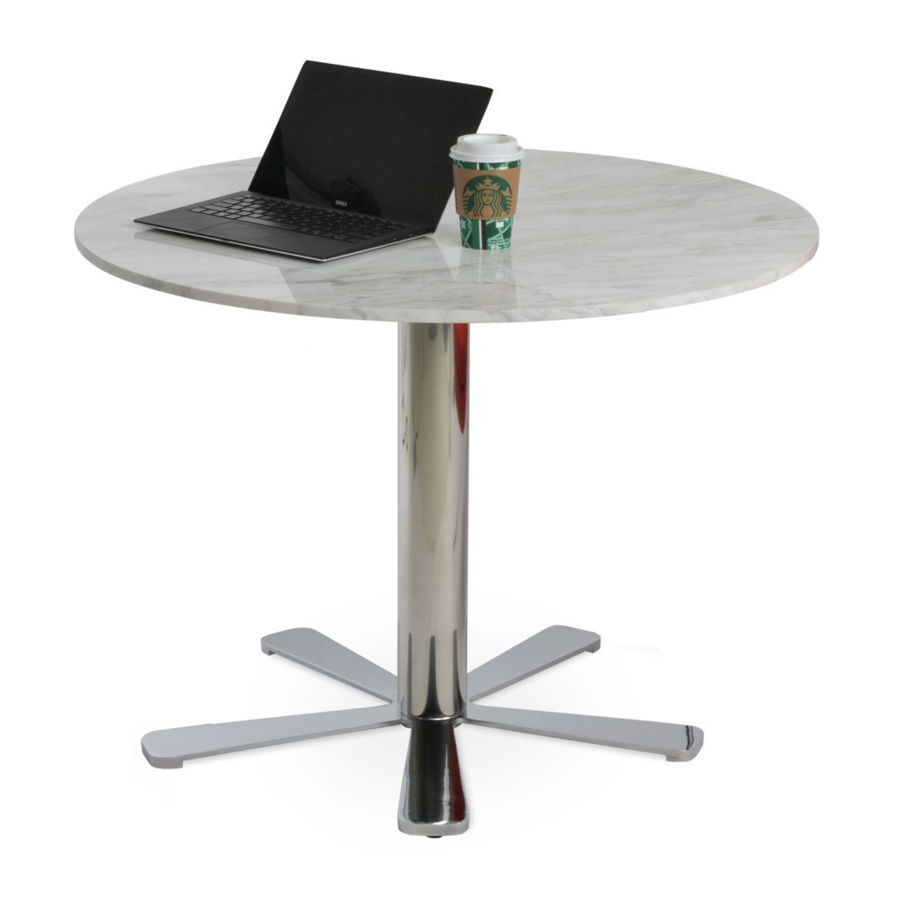 Picture of Daisy 5 Star Marble Coffee Table