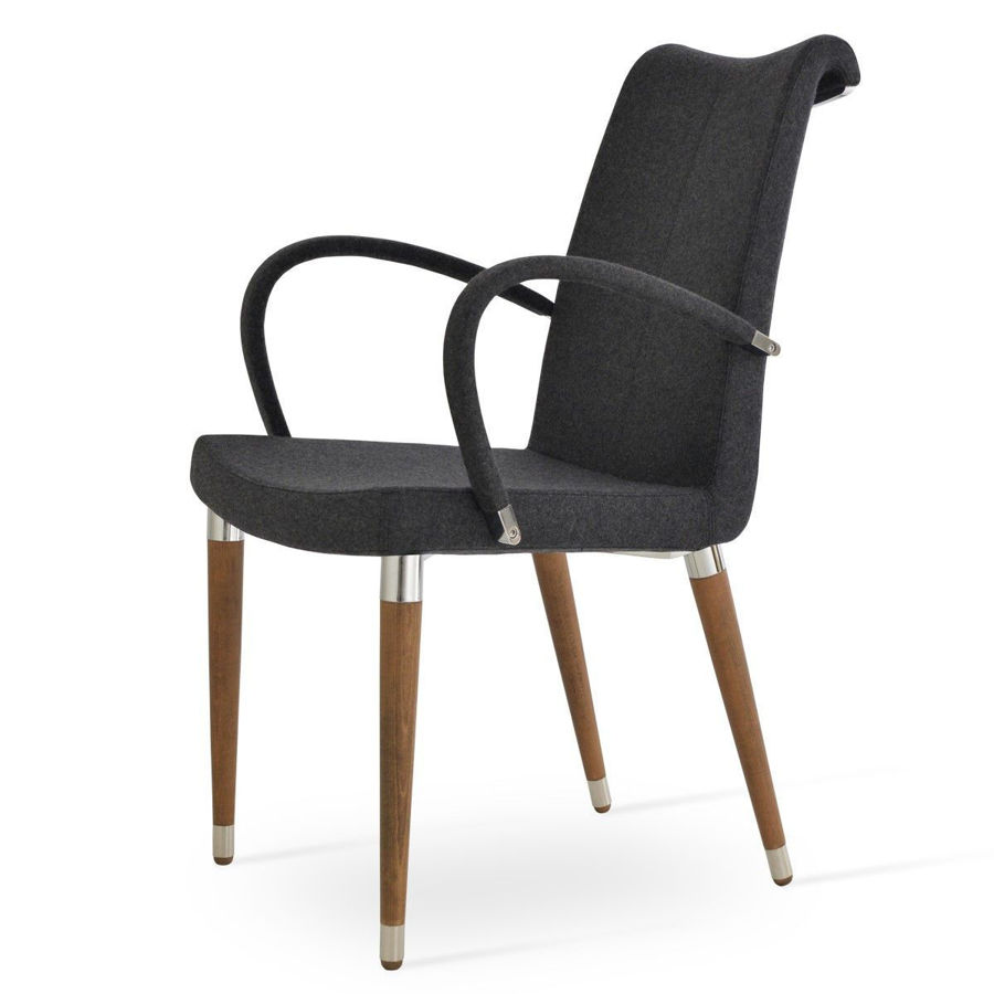 Picture of Tulip Ana  Arm Chair