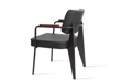 Picture of Prouve Arm Dining Chair
