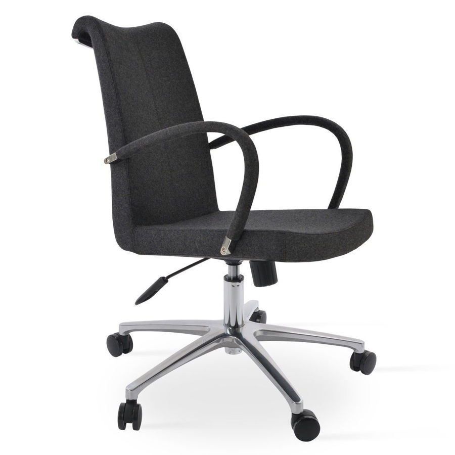 Picture of Tulip Arm Office Chair