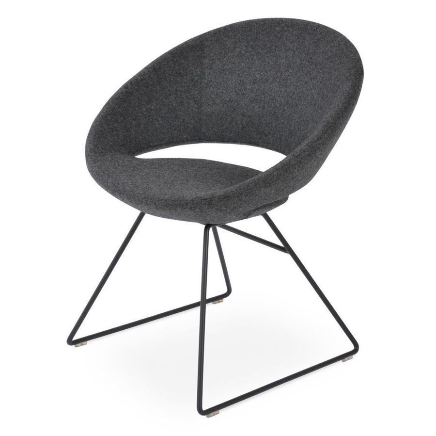 Picture of Crescent Wire Chair