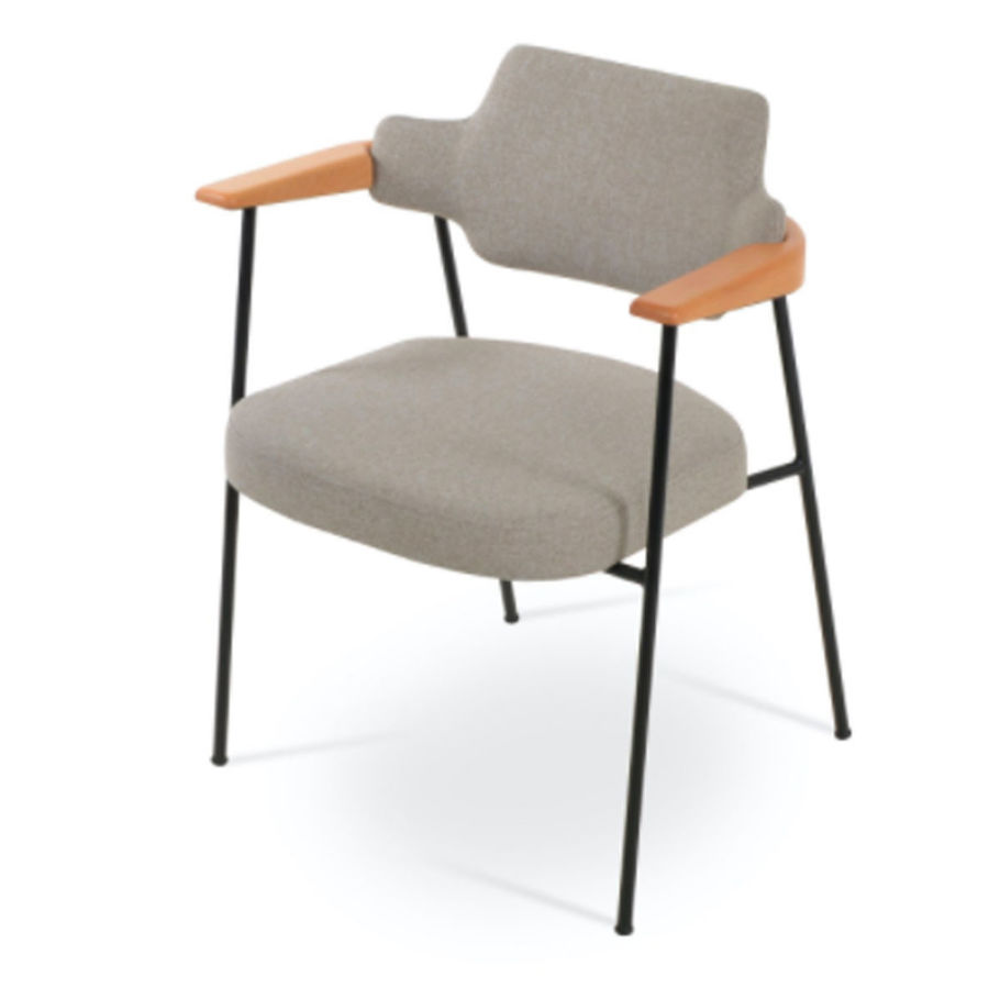 Picture of Palu Arm Dining Chair