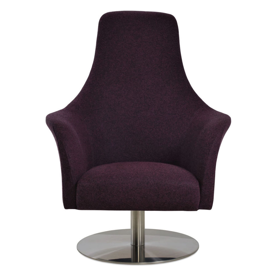 Picture of Pierre Loti Armchair Swivel Round