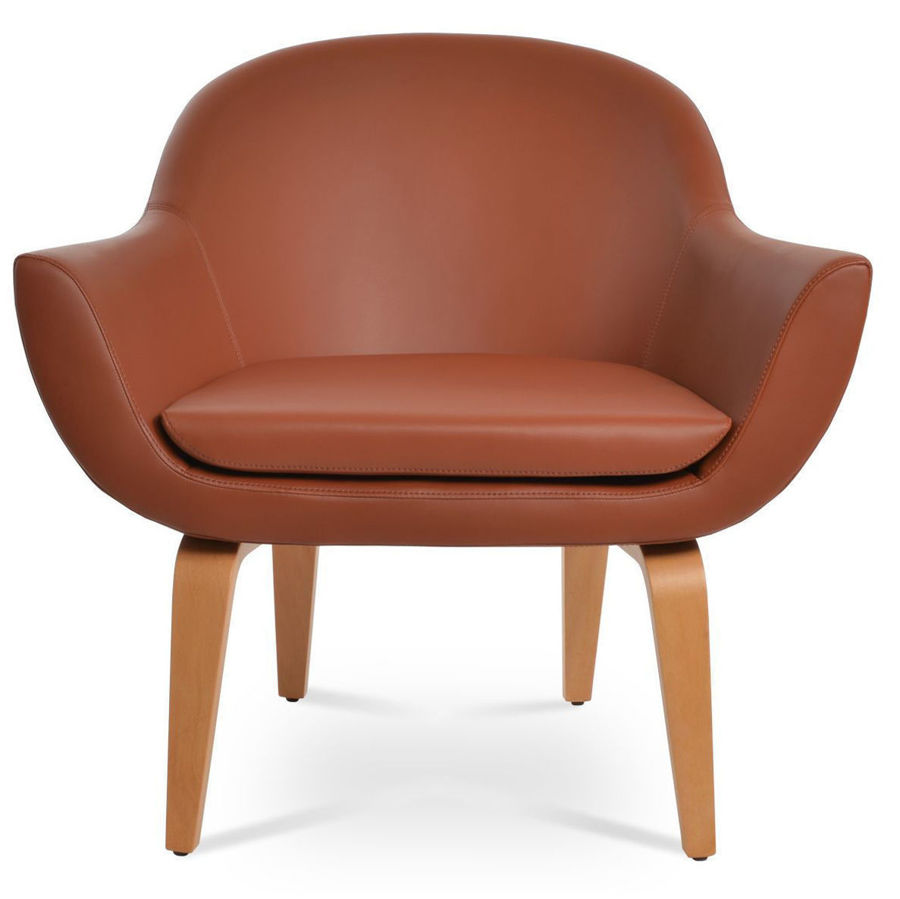 Picture of Madison Armchair Plywood Base